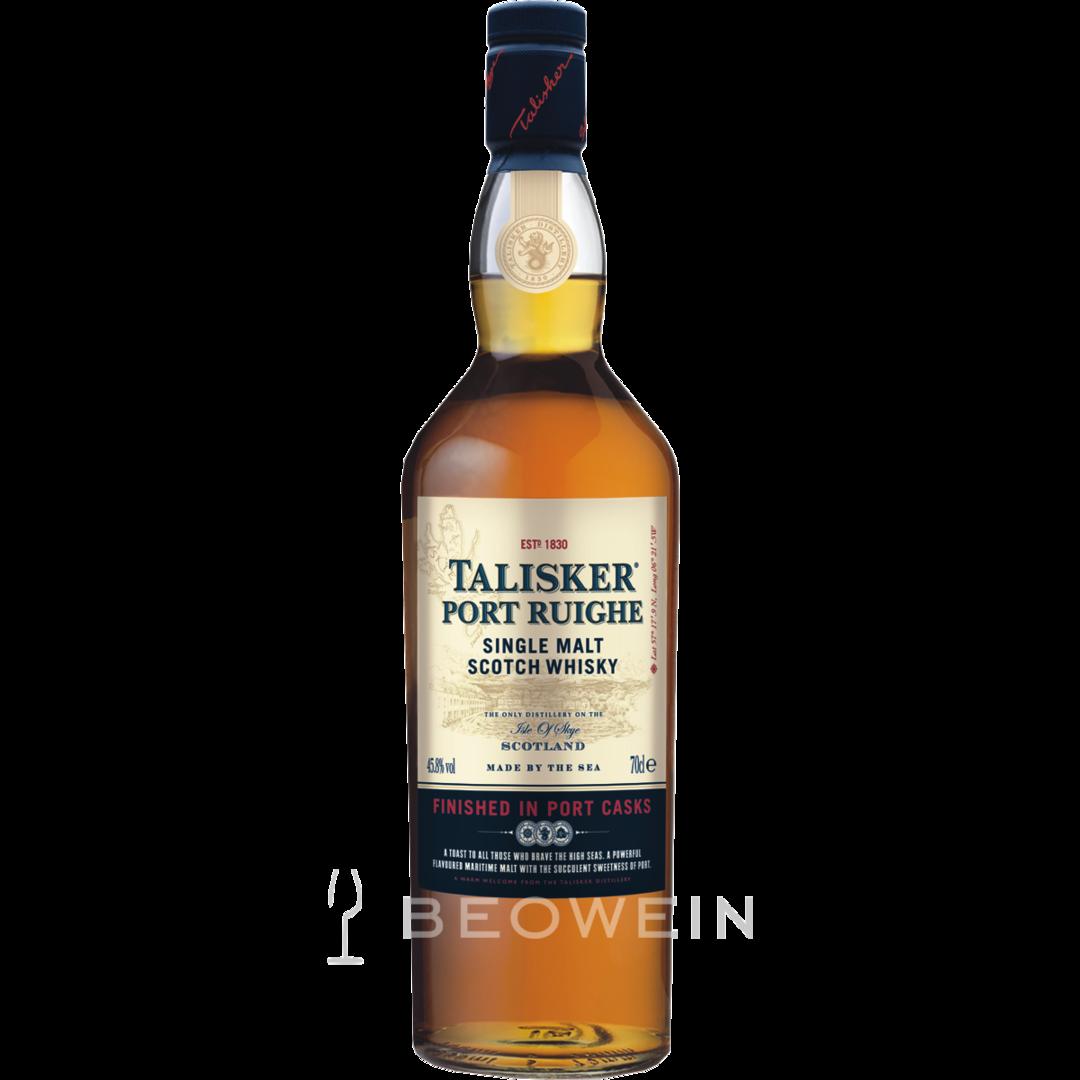 talisker port ruighe 0 7 l single malt whisky kaufen bei beowein. Black Bedroom Furniture Sets. Home Design Ideas