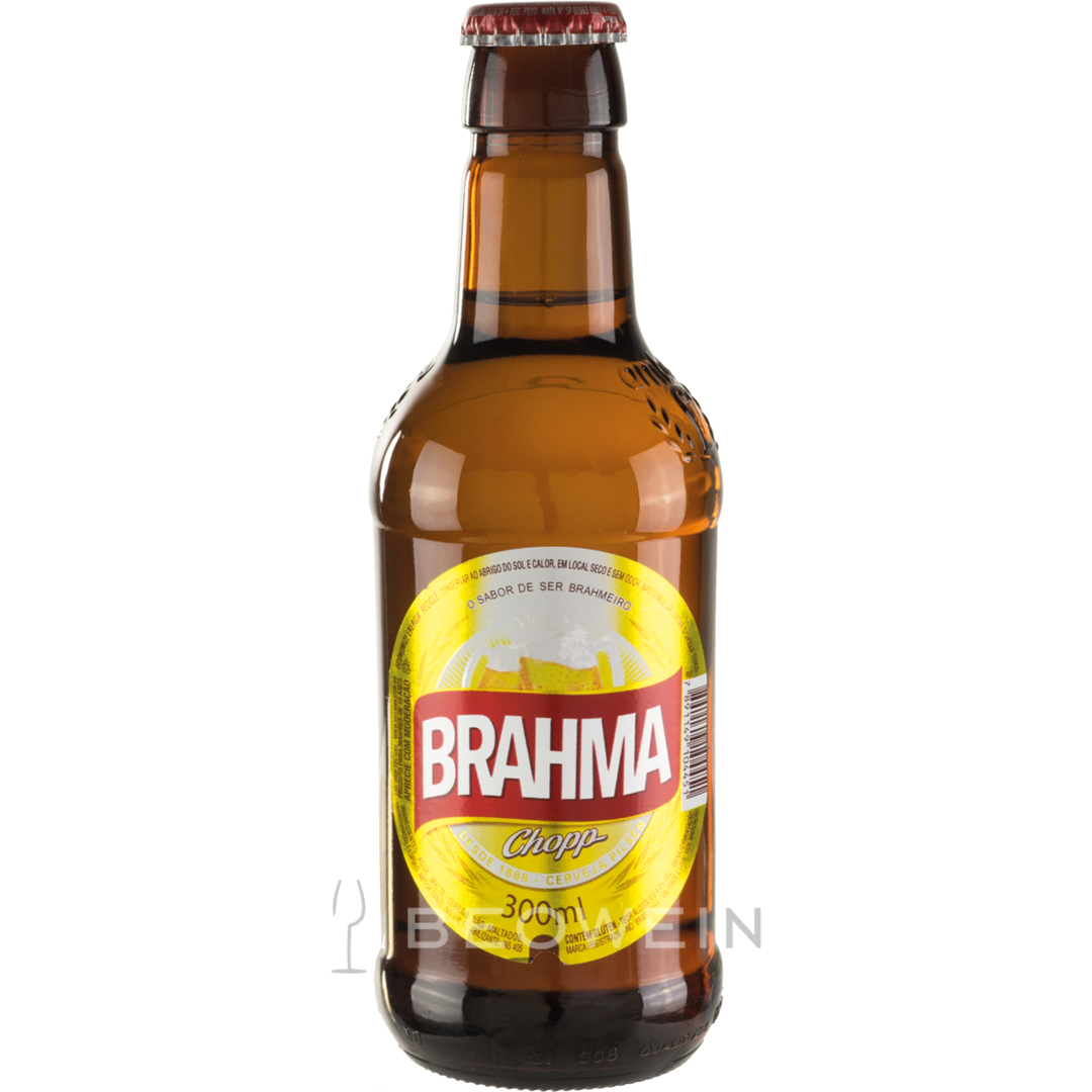 brahma chopp 0 3 l bier aus brasilien kaufen bei beowein. Black Bedroom Furniture Sets. Home Design Ideas
