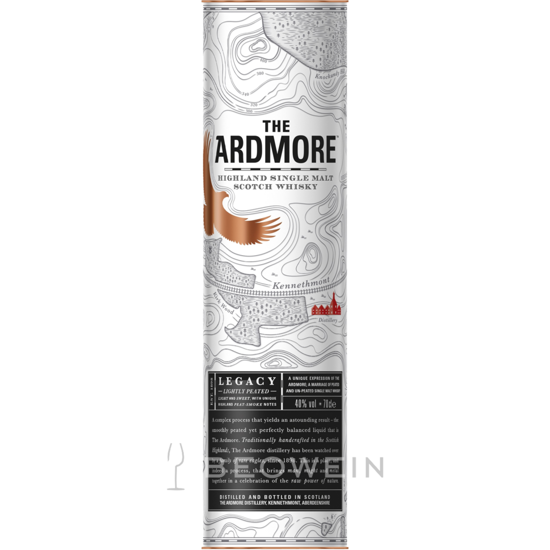 ardmore highland single malt scotch whisky review