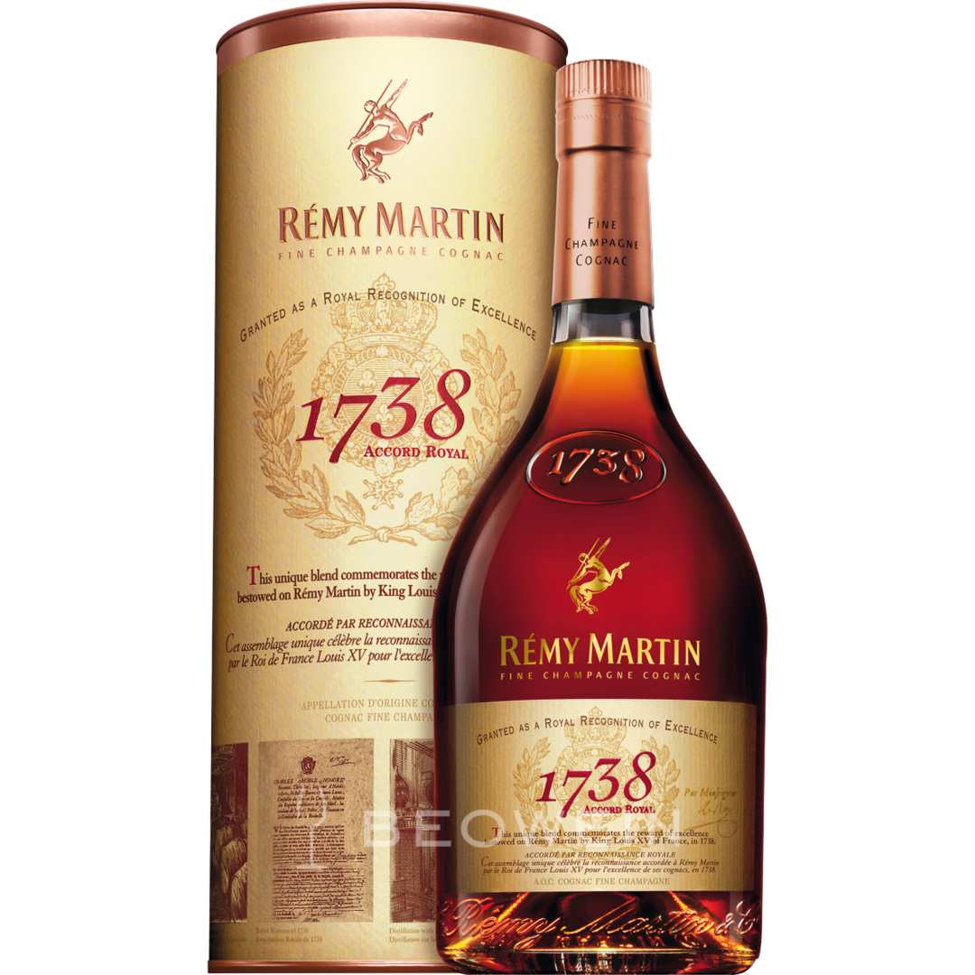 Remy Martin 1738 Gift Set Gift Ftempo