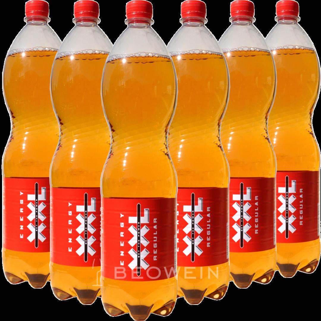 energy xxl regular 6x15 l im versand günstig kaufen bei