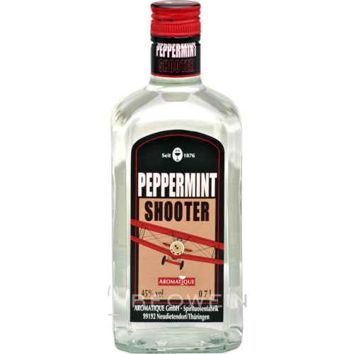 Peppermint Shooter 0,7 l