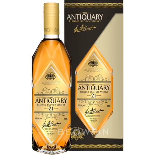 The Antiquary 21 Jahre 0,7 l