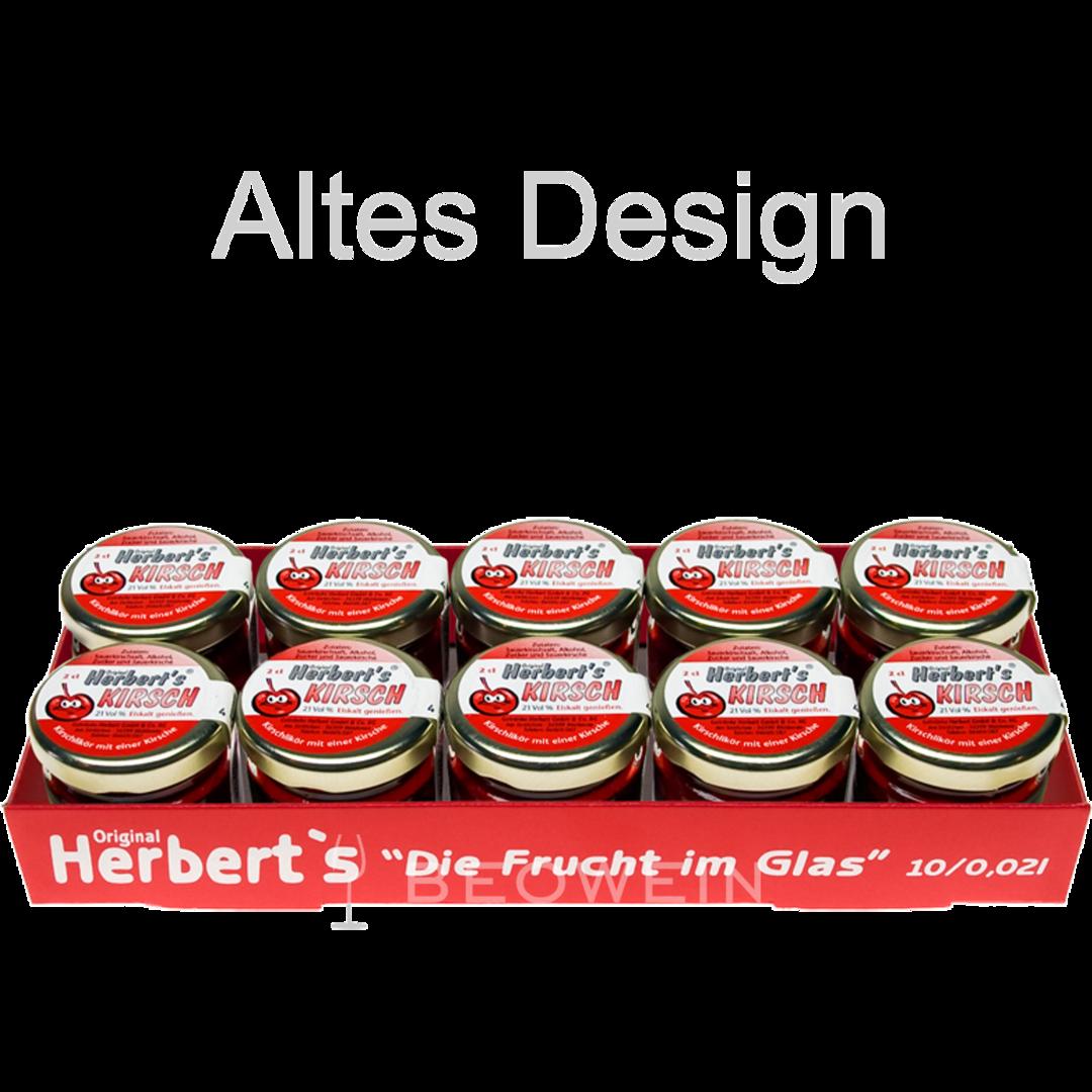 Herberts kirsch 10x0 02 l im versand g nstig kaufen bei beowein - Herbergt s werelds spiegelt ...