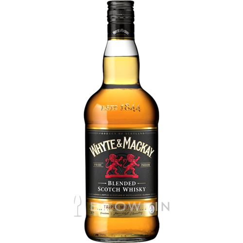 Whyte & Mackay Triple Matured 0,7 l