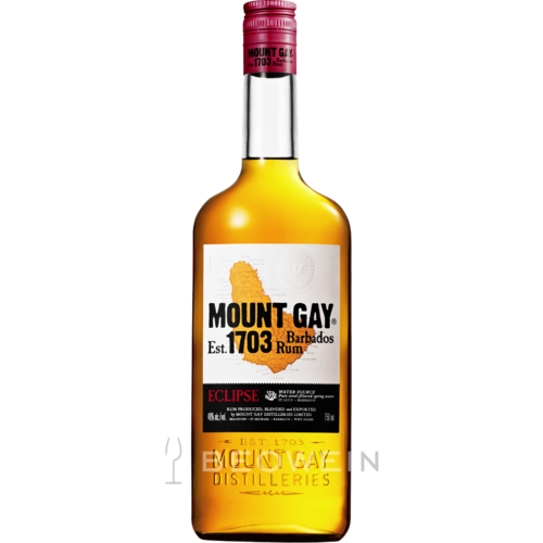 Mount Gay Rum Eclipse 0,7 l
