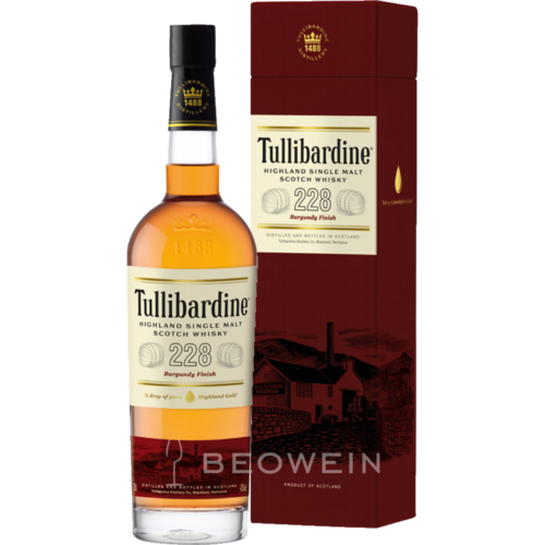 Tullibardine 228 Burgundy Finish 0,7 l