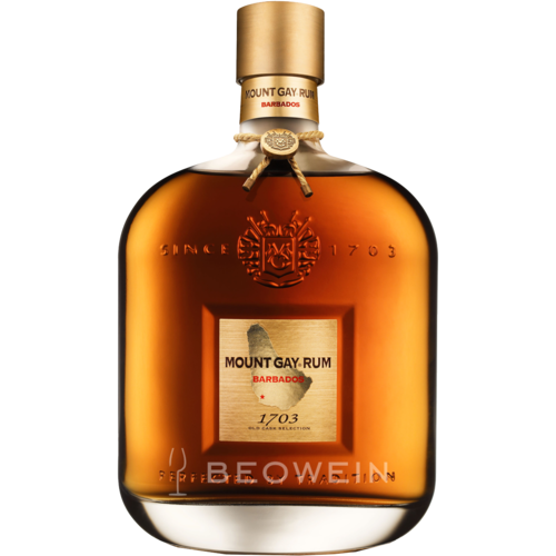 Mount Gay Rum 1703 Old Cask Selection 0,7 l