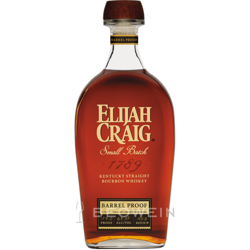 Elijah Craig Barrel Proof 0,7 l