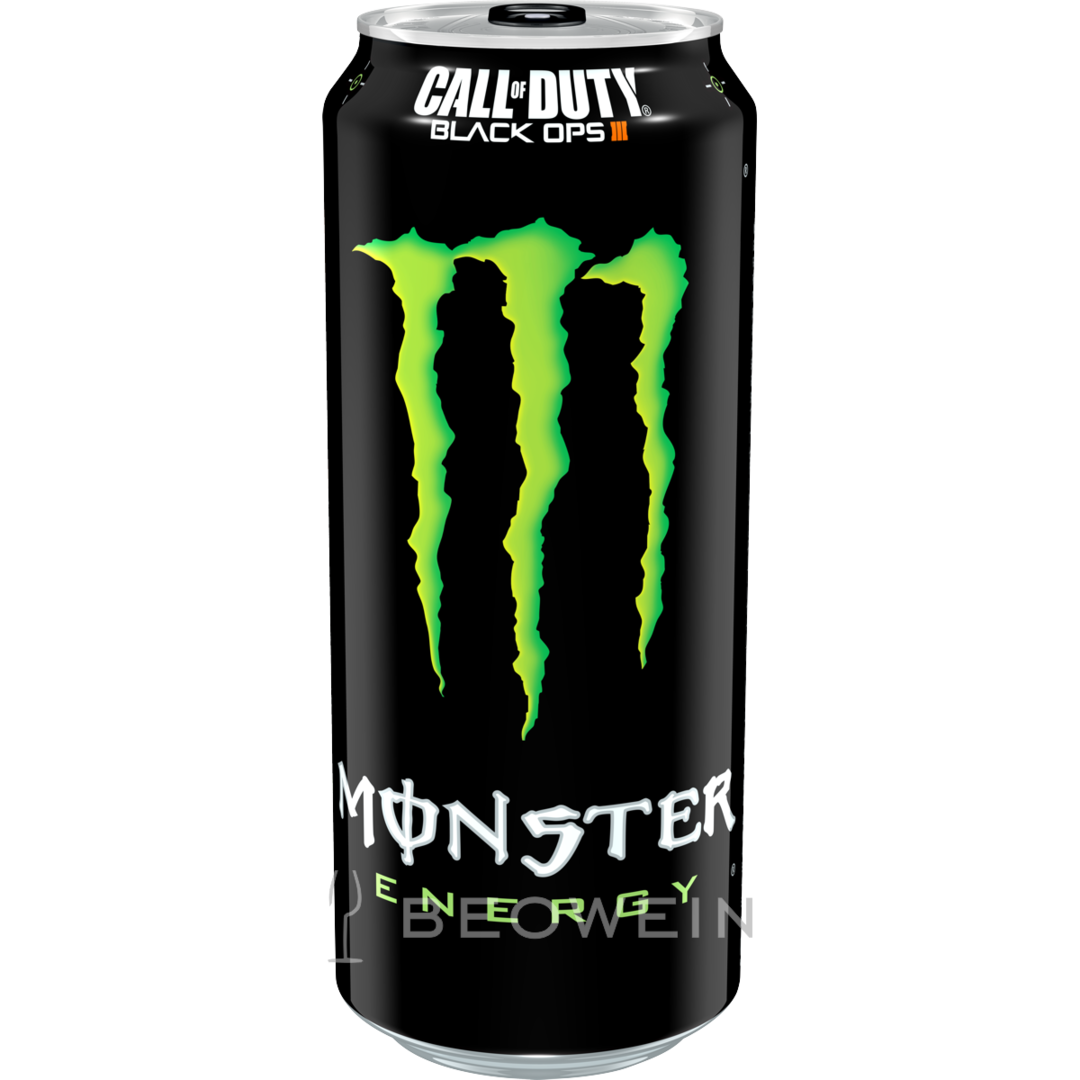 monster energy green call of duty edition 0 5 l bei beowein. Black Bedroom Furniture Sets. Home Design Ideas