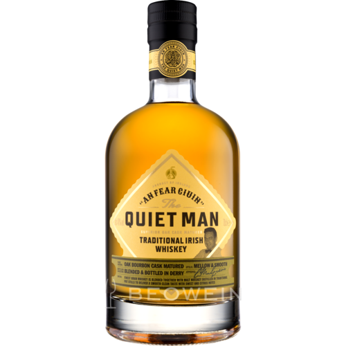 The Quiet Man Traditional Irish Whiskey 0,7 l