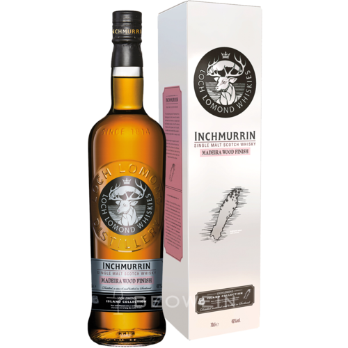 Inchmurrin Madeira Wood Finish 0,7 l