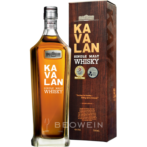 Kavalan Single Malt Whisky 0,7 l