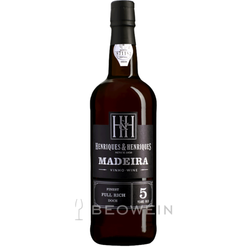 Henriques & H. Madeira 5 Jahre Finest Full Rich 0,75 l