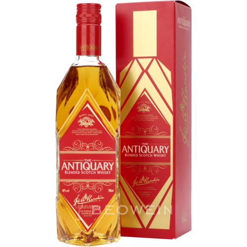 The Antiquary Blended Scotch Whisky 0,7 l