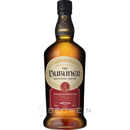 The Dubliner Irish Whiskey Liqueur 0,7 l