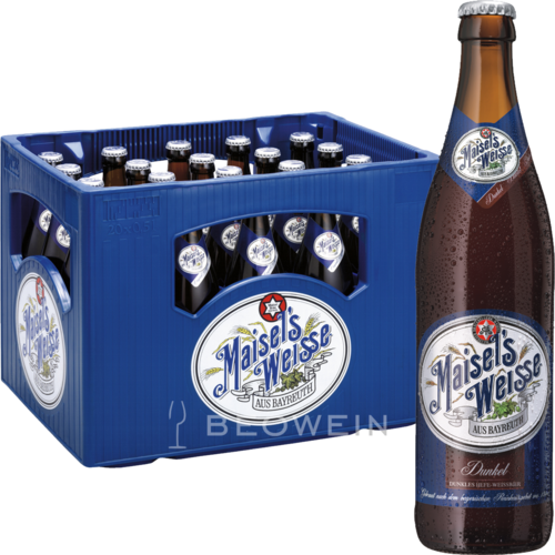 Maisel's Weisse Dunkel 20x0,5 l