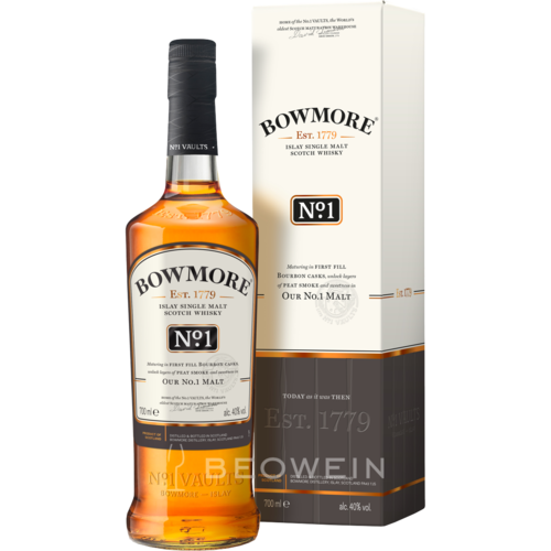 Bowmore No.1 Malt 0,7 l