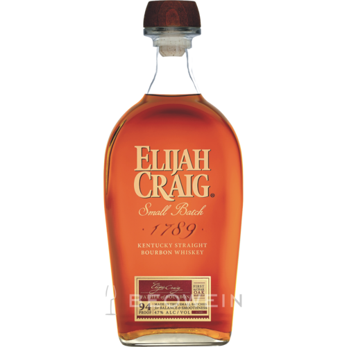 Elijah Craig Small Batch 0,7 l