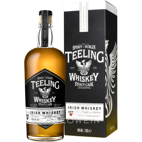 Teeling Whiskey Stout Cask 0,7 l