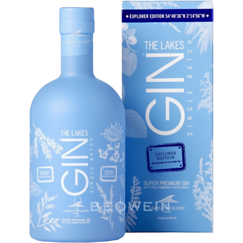 The Lakes Gin Explorer Edition 0,7 l