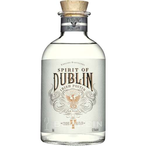 Teeling Spirit Of Dublin Irish Poitin 0,5 l