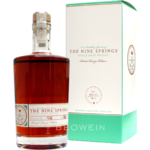 The Nine Springs Peated Breeze Edition Muscatel 0,5 l