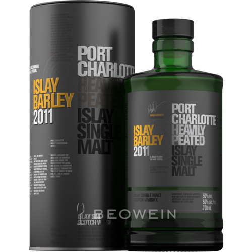 Port Charlotte Islay Barley 2011 0,7 l