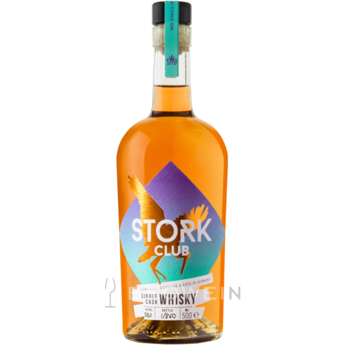 Stork Club Single Cask Whisky Bordeaux 0,5 l