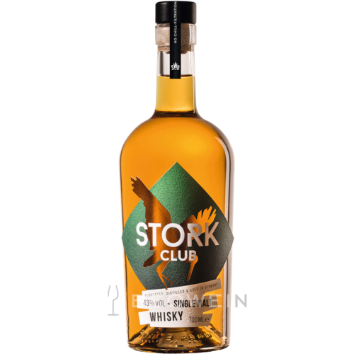 Stork Club Single Malt Whisky 0,7 l