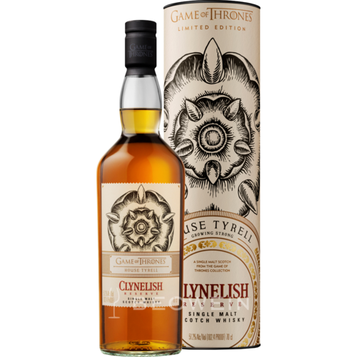 Game Of Thrones Clynelish Reserve 0,7 l