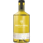 Whitley Neill Lemongrass & Ginger Gin 0,7 l