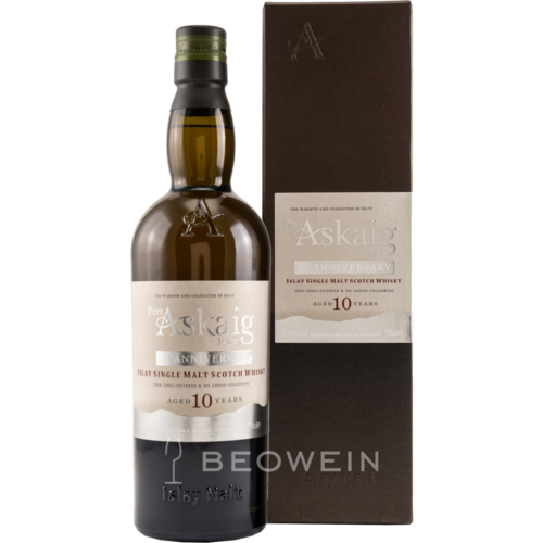 Port Askaig 10 Jahre 10th Anniversary Limited Edition 0,7 l