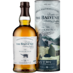 Balvenie Aged 14 Years The Week Of Peat 0,7 l