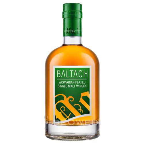 Baltach Peated Wismarian Single Malt Whisky 0,5 l