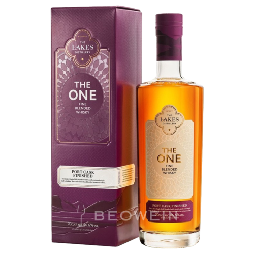 Lakes Distillery The One Port Cask Finished Whisky 0,7 l
